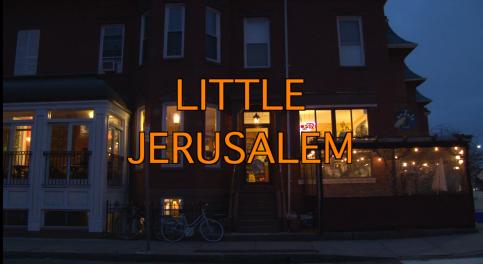 Little Jerusalem Zena Agha